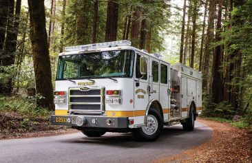 E2511 - Scotts Valley Fire District