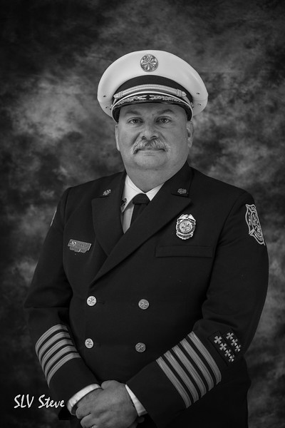 Fire Chief Steve Kovacs