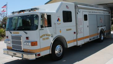 HM2560 - Scotts Valley Fire District
